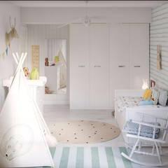 Habitación niño: Recámaras para niños de estilo  por 3Deko