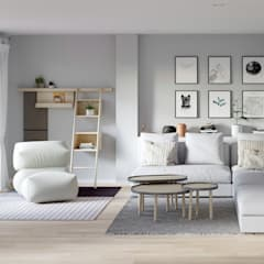 : Salas de estilo  por 3Deko