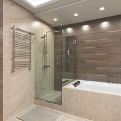 Bathroom by MIODESIGN,