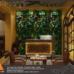 Khu vực chờ view 2:  Phòng ăn by KIẾN TRÚC TÂY HỒ