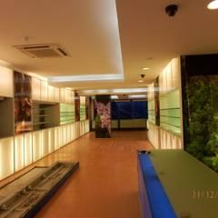 tropische Schlafzimmer von ENGIMULTI