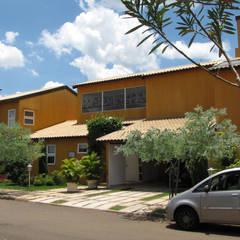Terrace house by JMN arquitetura