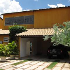 منازل التراس تنفيذ JMN arquitetura