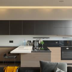 8195: Кухонные блоки в . Автор – FLOW project,