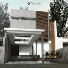 :  Rumah keluarga besar by christstevie architecture interior contractor