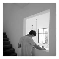 Ahouse Pintu & Jendela Minimalis Oleh studiopapa Minimalis