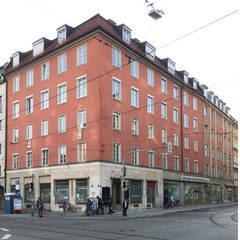FRO1 | Umbau Laden:  Häuser von PWQUADRAT Wagner Weinzierl Architekten pw2