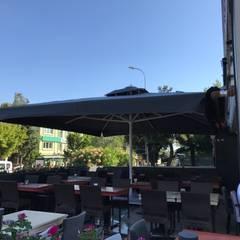Akaydın şemsiye – KYFF CAFE ŞEMSİYESİ:  tarz Ön avlu