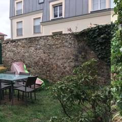 JARDIN DE VILLE // Rungis (94): Jardin de style  par Sophie coulon - Architecte Paysagiste, Minimaliste