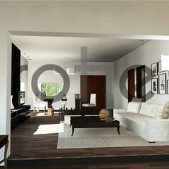 Single family home by Rohe Arquitectura+Diseño, Modern Bricks