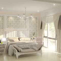 Bedroom by AIRE INTERIOR