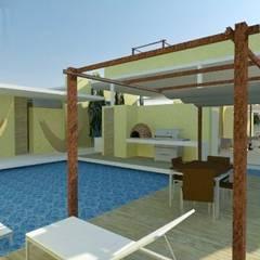 Casas de campo  por Heritage Design GROUP