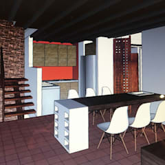 Casa Barichara: Casas unifamiliares de estilo  por Heritage Design GROUP