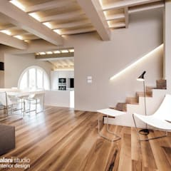 Corridor, hallway by Rachele Biancalani Studio - Architecture & Design