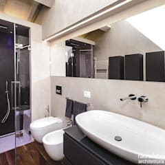 minimalistic Bathroom by Rachele Biancalani Studio - Architecture & Design