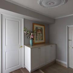 トータルコーディネート実例: アニーズ株式会社が手掛けた廊下 & 玄関です。