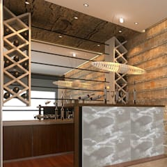 Wine cellar by M/s GENESIS