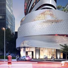 THE KHAI Office Tower:  Tòa nhà văn phòng by Studio8 Architecture & Urban Design
