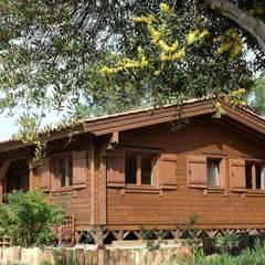 Rusticasaが手掛けた木造住宅