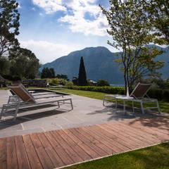 Garden Pool by Chantal Forzatti architetto