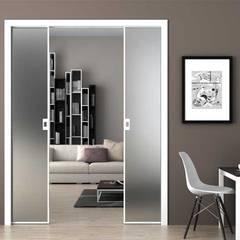 Puertas de estilo  por BestFix-Schuifdeursystemen