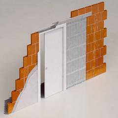 Eenvoudig te installeren schuifdeursysteem:  Deuren door BestFix-Schuifdeursystemen