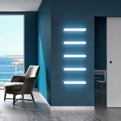 Inbouw schuifdeursystem Absolute Evo met een houten schuifdeur:  Hotels door BestFix-Schuifdeursystemen