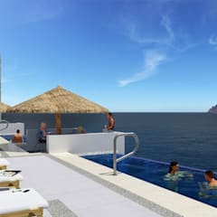 Infinity pool by Grupo Arsciniest