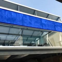 Oficinas en Mitras: Edificios de Oficinas de estilo  por ARKRAFT studio