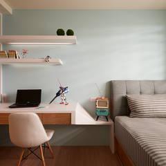 Bedroom by 趙玲室內設計