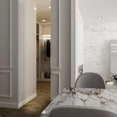 Dressing room by KUKA Concept Studio, Eclectic