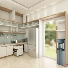 Kitchen units by SCIArchitecture
