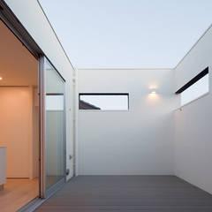بيت زجاجي تنفيذ Studio Noa