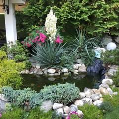 Estanques de jardín de estilo  por MARA GAGLIARDI 'INTERIOR DESIGNER'