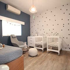 Baby room by D.I. Pilar Román,