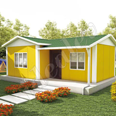 Prefabricated home by homify,