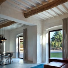 Wooden windows by MIDE architetti