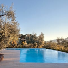 Infinity pool by MIDE architetti, Country