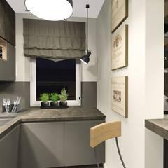 :  Kitchen by KOKON zespół architektoniczny,
