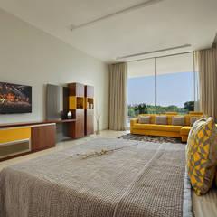 Wohnzimmer von USINE STUDIO