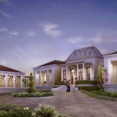 Graha T37:  Rumah tinggal  by Adara Architects