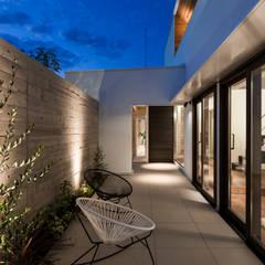 BELLE HOME MODEL: FANFARE CO., LTDが手掛けた庭です。