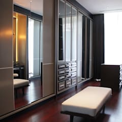 Dressing room by ALIGN architecture interior & design