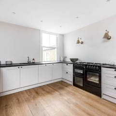 Kitchen:  Kitchen units by Maxmar Construction LTD