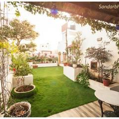 Taman Gaya Eklektik Oleh Sandarbh Design Studio Eklektik