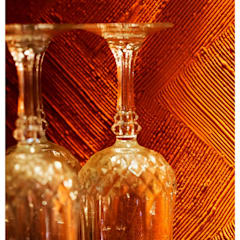 Wine cellar by Sandarbh Design Studio