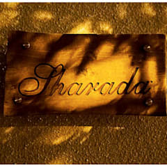 Sharada:  Houses by Sandarbh Design Studio