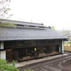 外観: 安藤建築設計工房が手掛けたリゾートハウスです。