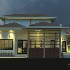 Warung Makan Arum Sari: Restoran oleh Azka Studio, Klasik