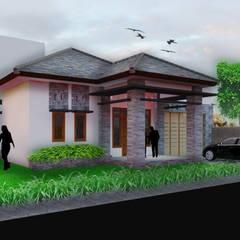 View Siang:  Kantor & toko by Azka Studio